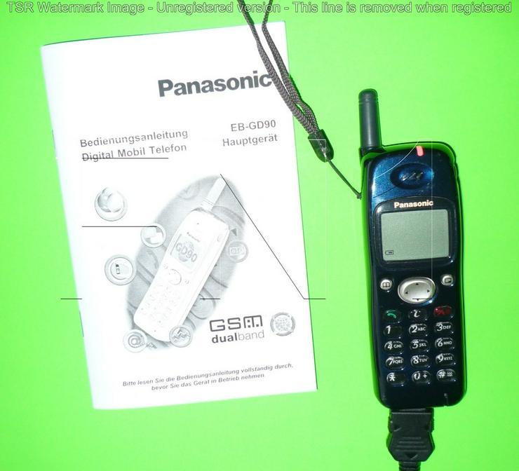 Bild 5: Panasonic Handy GD90  (Simlockfrei)