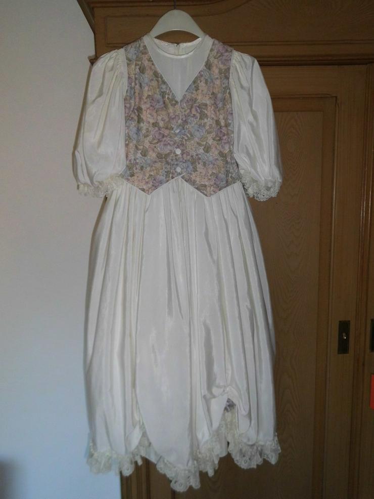 Kommunionskleid Größe 152 - Bild 1