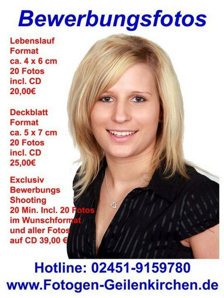 Bewerbungsfotos Geilenkirchen
