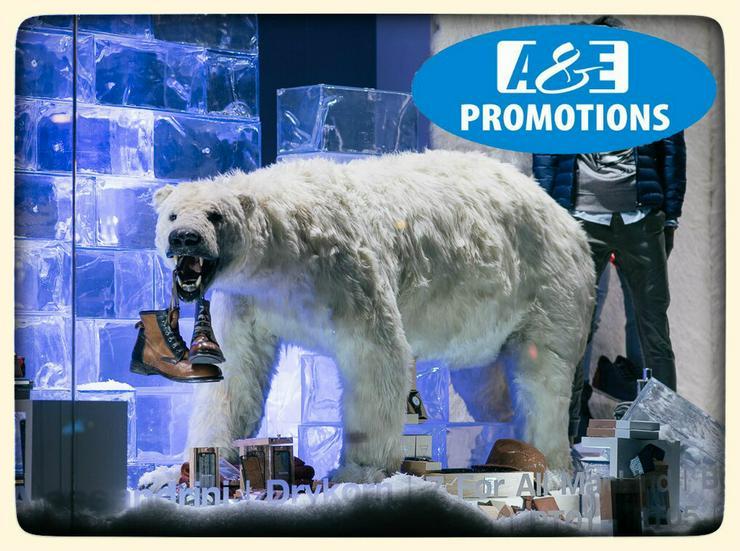 eisdeko mieten iglu pinguins mieten hamburg - Party, Events & Messen - Bild 1
