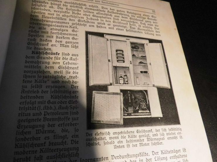 Bild 5: Antikes Kochbuch Henriette Davidis 1932, Prakt