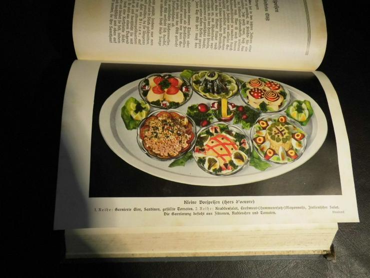 Bild 8: Antikes Kochbuch Henriette Davidis 1932, Prakt