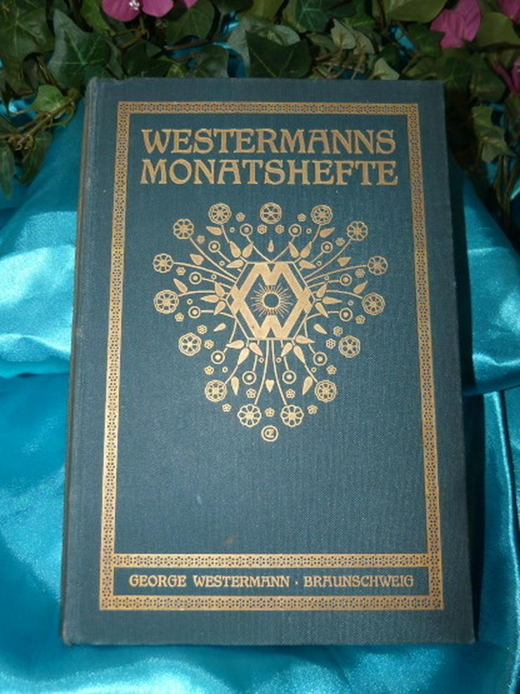 WESTERMANNS MONATSHEFTE 53.Jahrg. 106.Band 1.T