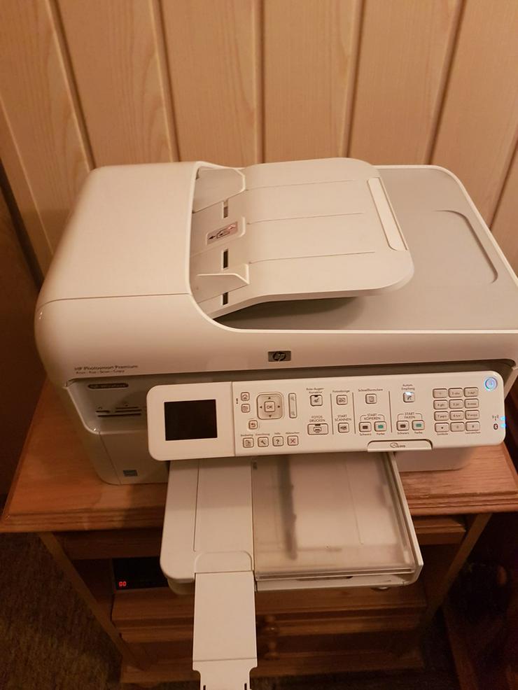 Multifunktions - Drucker HP C309a