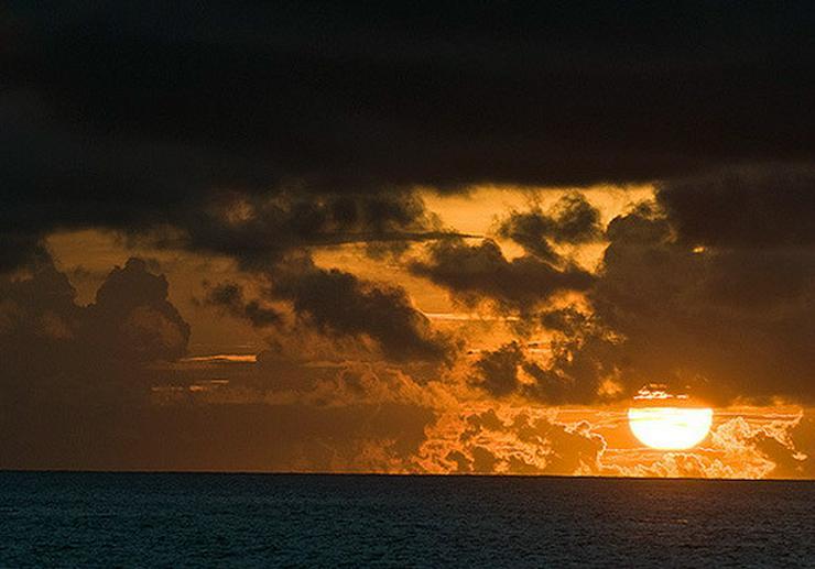 Bild 17: Segeln im Traumrevier Seychellen auf Katamaran