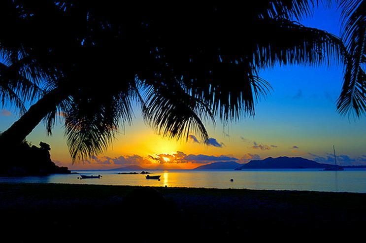 Bild 6: Segeln im Traumrevier Seychellen auf Katamaran