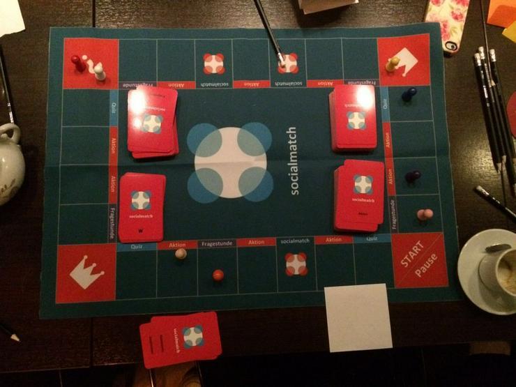 Bild 2: Spielerisch neue Leute kennenlernen - Socialmatch Frankfurt
