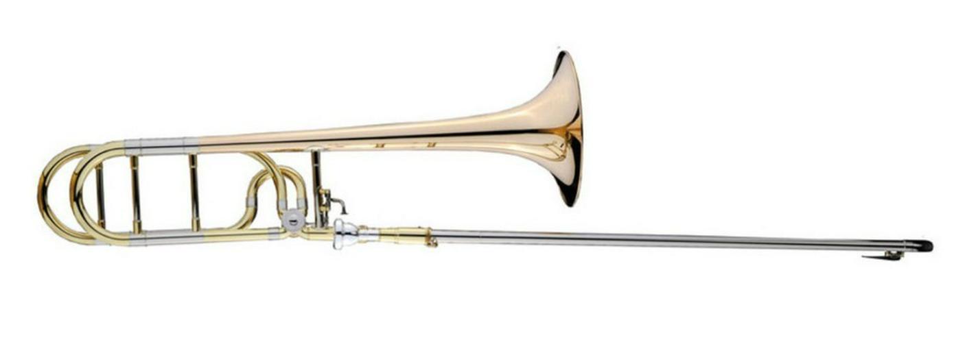Schagerl Bb / F Tenor - Posaune 350G, Neu - Blasinstrumente - Bild 1