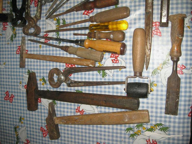 Opas Werkzeug