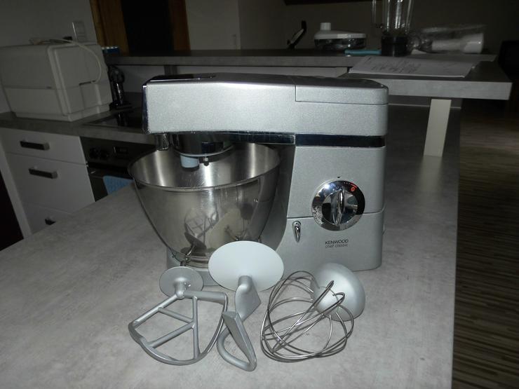 Kenwood Chef Classic KM 400 mit viel Zubehör - Mixer & Küchenmaschinen - Bild 1