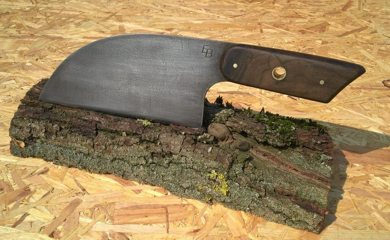 Handgefertigte Kochmesser - Jagdmesser - Outdoormesser
