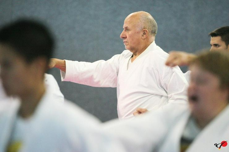 Karate für Senioren Ü50