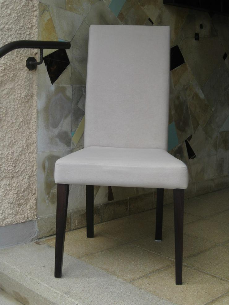 Bild 3: Stuhl aus Alcantara