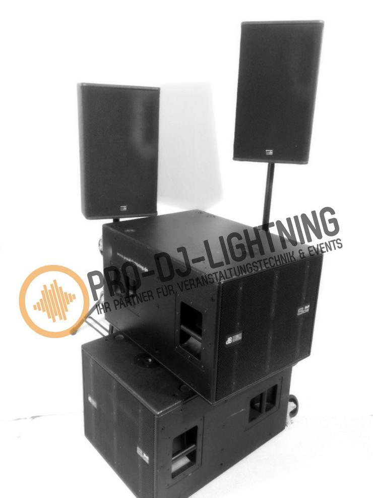Verleih Seeburg DB Technologies TSM12 Boxen - Bild 1