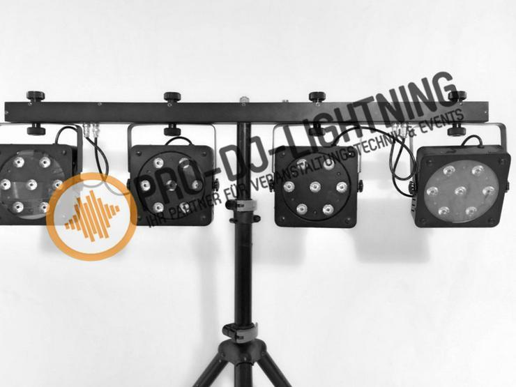 EUROLITE LED Scheinwerfer DJ Beleuchtung mieten - Scheinwerfer & Effekterzeugung - Bild 1