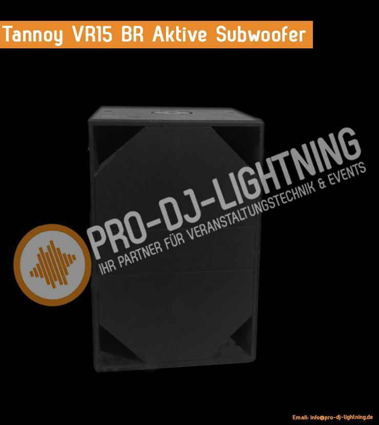 mieten Tannoy VR15 BR Aktive Subwoofer Bass PA