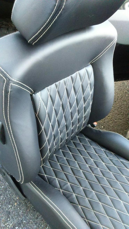Bild 5: VW Golf 1 Cabrio Ledersitze Neu Ware