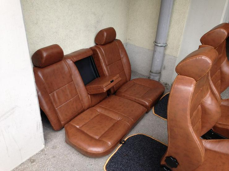 Bild 5: VW Passat 3BG Ledersitze Braun Neu
