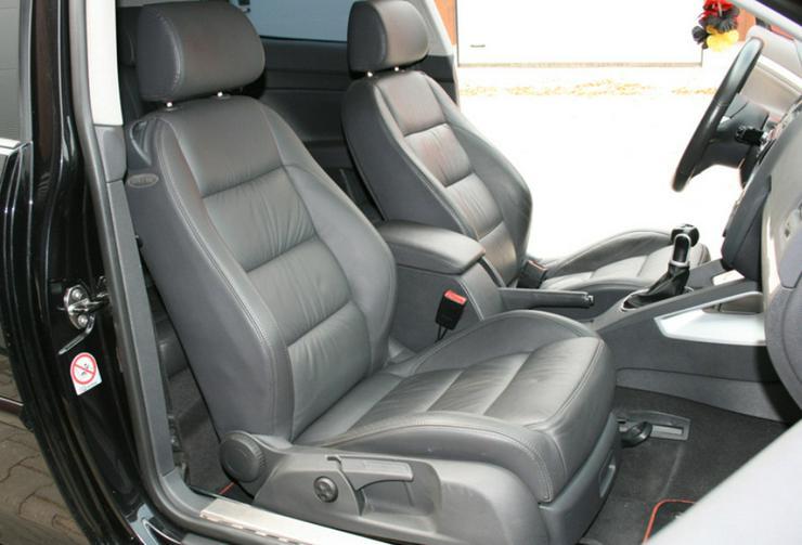 VW Golf 5 Lederausstattung Ledersitze Neu