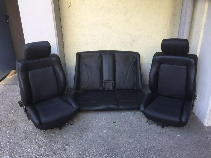 vw golf 3 ledersitze cabrio in passau bayern auf. Black Bedroom Furniture Sets. Home Design Ideas