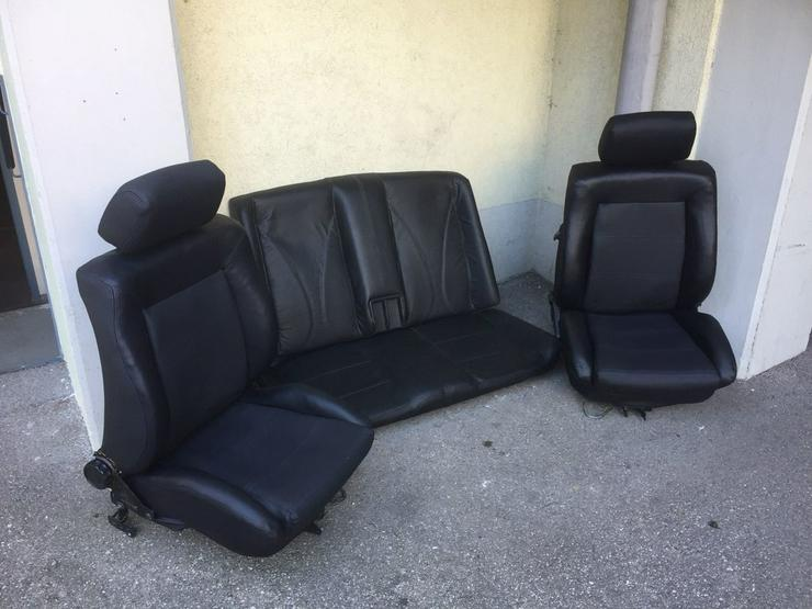 vw golf 3 ledersitze cabrio in passau auf. Black Bedroom Furniture Sets. Home Design Ideas
