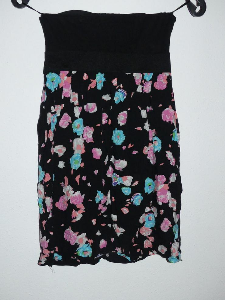 Bild 3: schönes kurzes Kleid ohne Träger