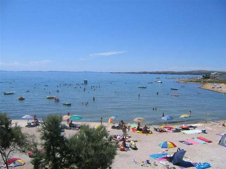 FeWo mit Meeresblick fü 2 bis 5 Personen - Kroatien - Bild 1