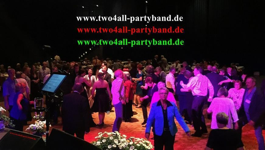 Bild 3: two4all Partyband Partymusik für kleines Budget