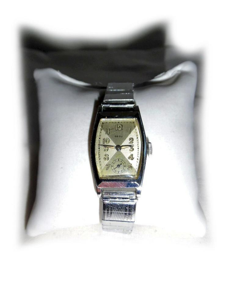 Seltene Armbanduhr von GEDU