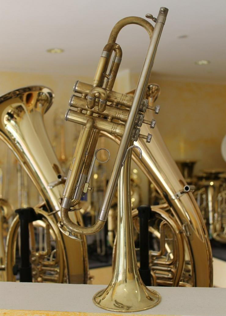 Bild 18: King Cleveland Superior Gillespie Trompete