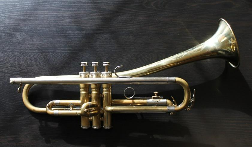 Bild 3: King Cleveland Superior Gillespie Trompete