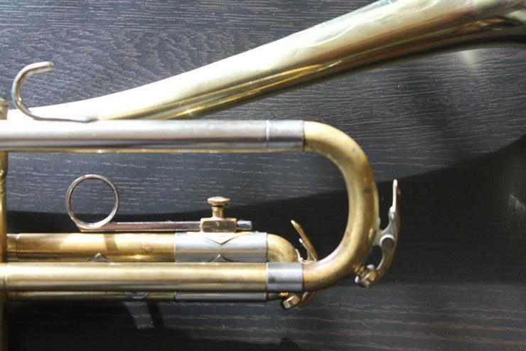 Bild 4: King Cleveland Superior Gillespie Trompete