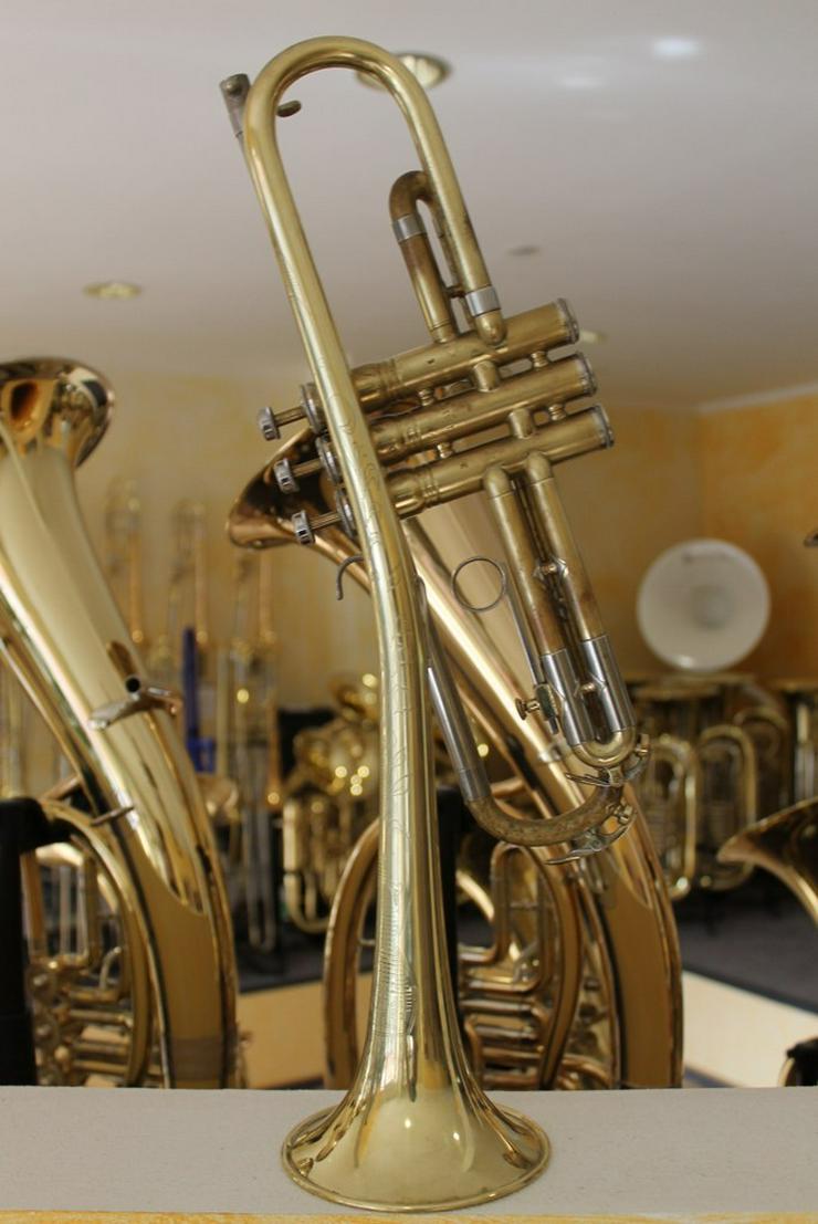 Bild 7: King Cleveland Superior Gillespie Trompete
