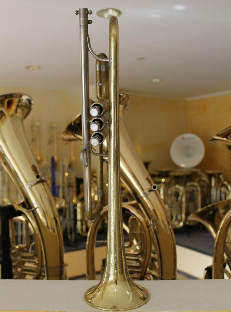 Bild 8: King Cleveland Superior Gillespie Trompete