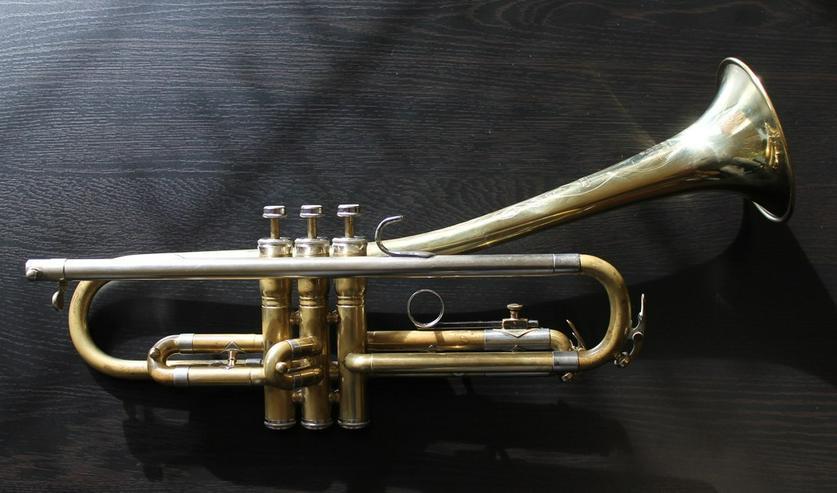 Bild 10: King Cleveland Superior Gillespie Trompete