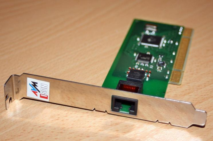 AVM ISDN Karte, Fritz Card PCI V2.0 Controller - Weitere - Bild 1