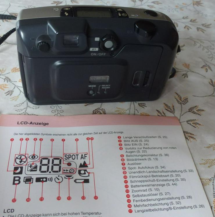 Bild 3: Autofocuskamera PENTAX-ESPIO 928
