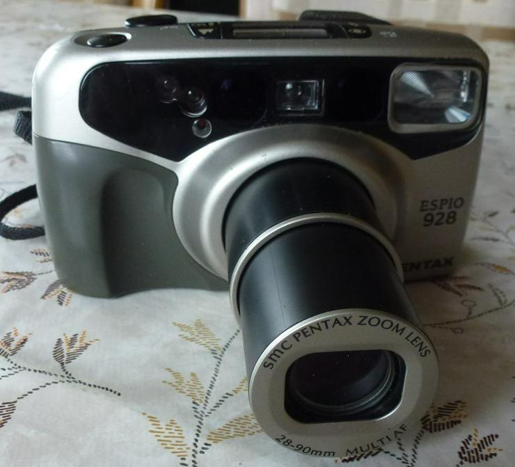 Bild 2: Autofocuskamera PENTAX-ESPIO 928