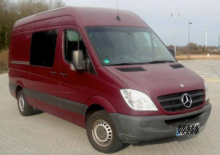 Mercedes-Benz 316 CDI Sprinter LKW Kombi I
