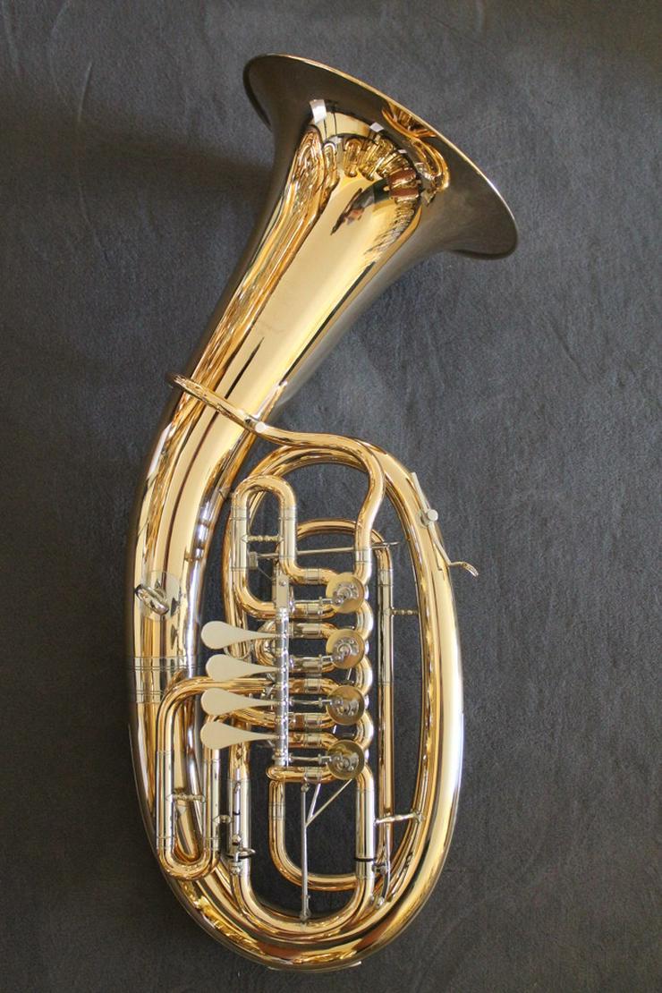 Melton Meisterwerk Bariton MWB34-L mit Trigger - Blasinstrumente - Bild 1