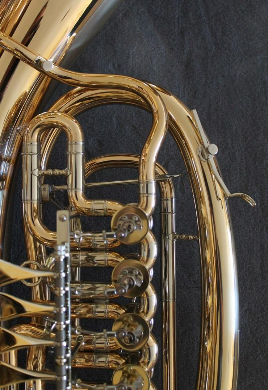 Bild 3: Melton Meisterwerk Bariton MWB34-L mit Trigger