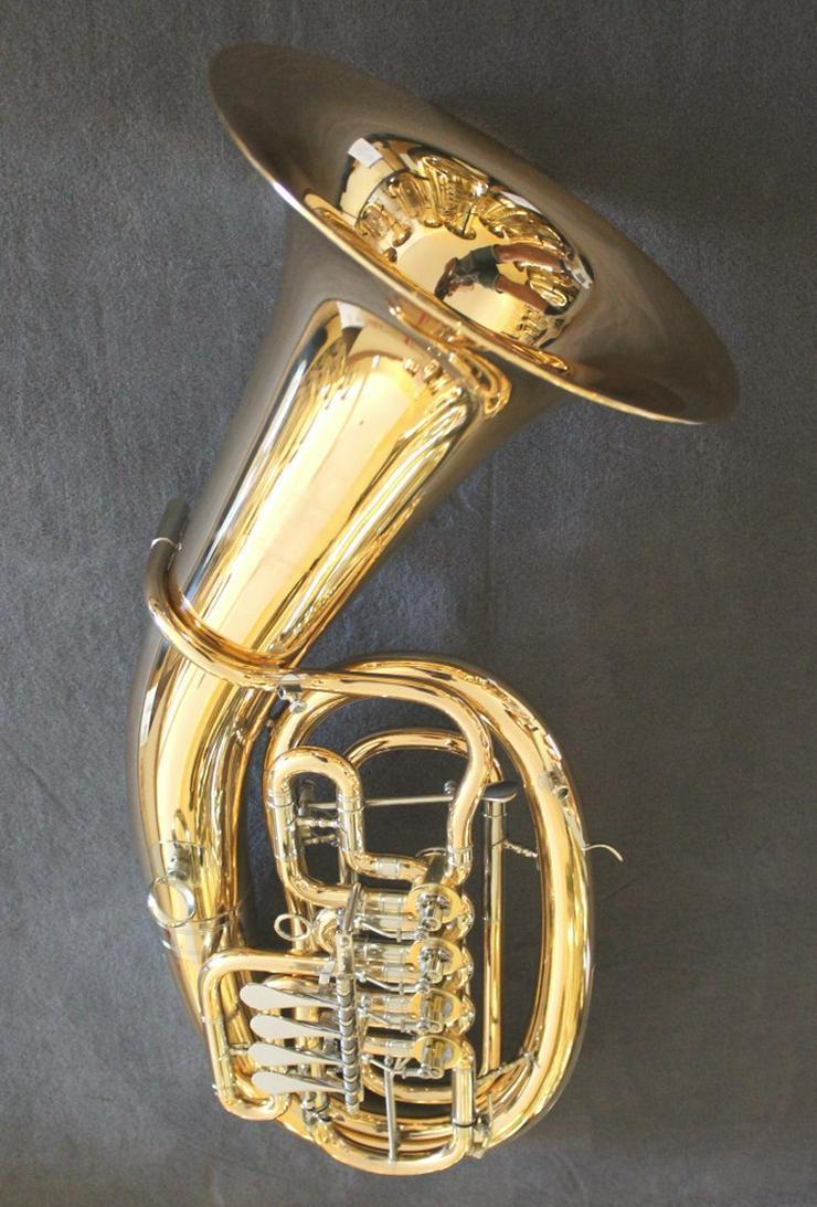 Bild 5: Melton Meisterwerk Bariton MWB34-L mit Trigger