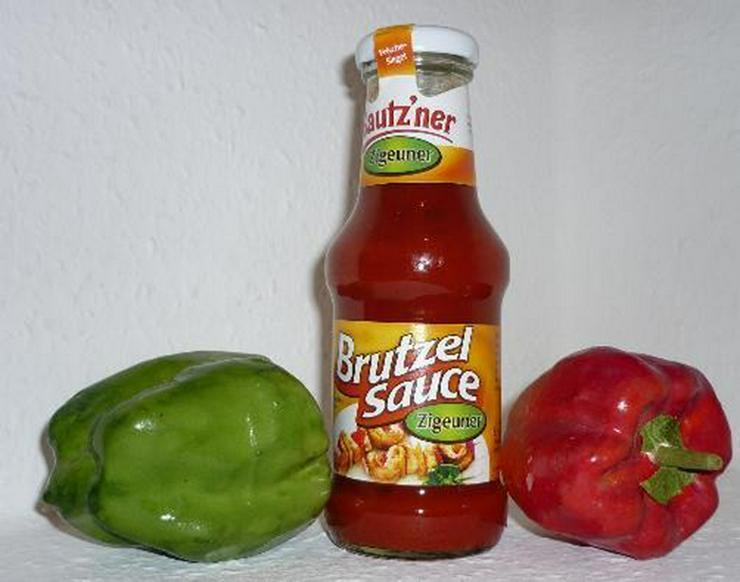 Bild 3: Bautzner Brutzel Sauce Barbecue BBQ Texas Style