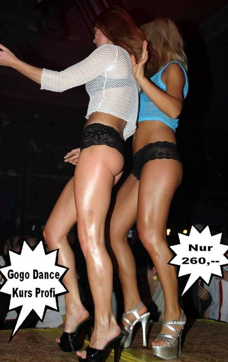 Bild 3: Gogokurse Stripteasekurse Jederfrau seriös