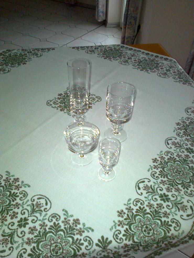 Gläser-Sortiment - 23-teilig - neu