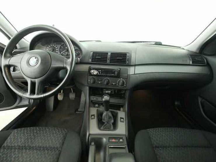Bild 4: BMW 316ti compact PDC Klimaanlage Alu Nebel