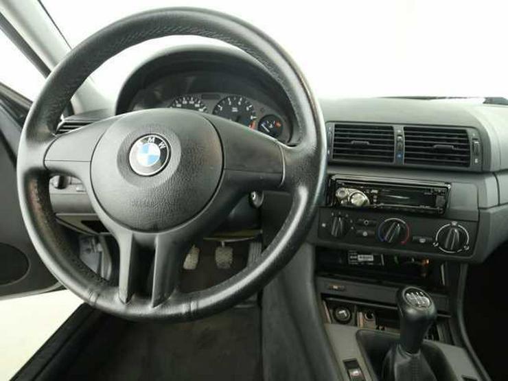 Bild 5: BMW 316ti compact PDC Klimaanlage Alu Nebel