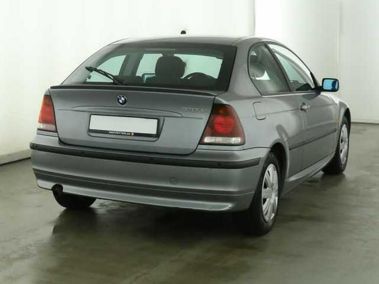 Bild 3: BMW 316ti compact PDC Klimaanlage Alu Nebel
