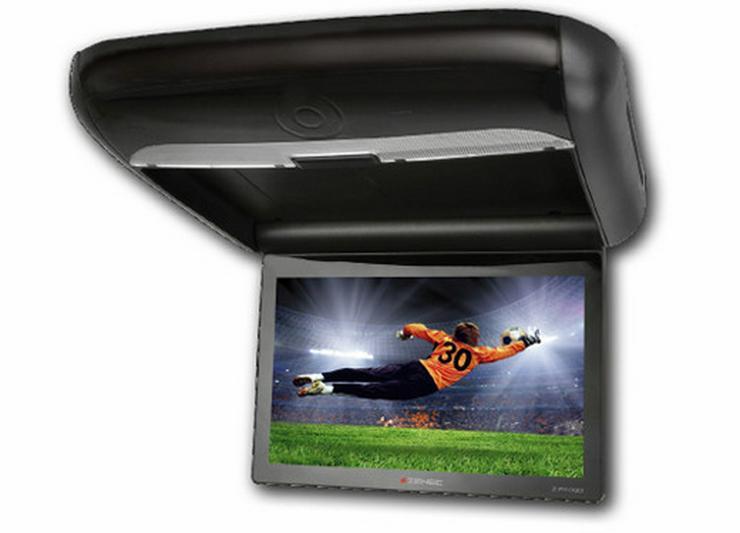 ZENEC 259mm 10,2 Zoll Deckenmonitor DVD - Autoradios, Player & Wechsler - Bild 1
