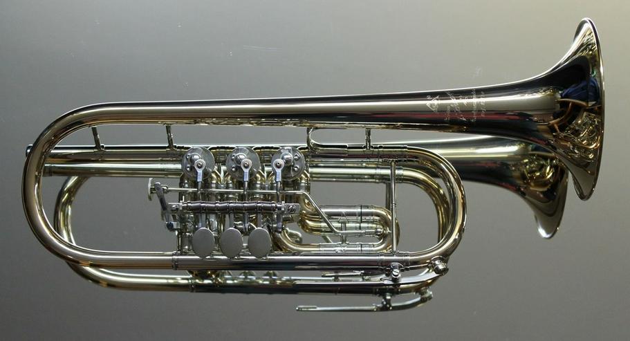 J. Scherzer Profi - Konzert -Trompete in C - Blasinstrumente - Bild 1